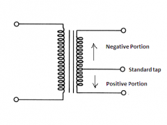 Positive and Negative Tap Changers