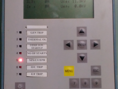 Numerical Motor Protection Relay