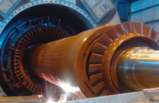 Rotor of a Generator