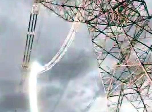 Short Circuit on Three phase Transmission Line