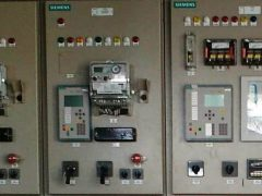 Electrical Panel with Protections
